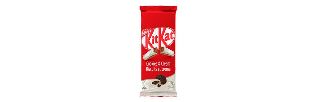 Kit Kat Cookies & Cream Canadá