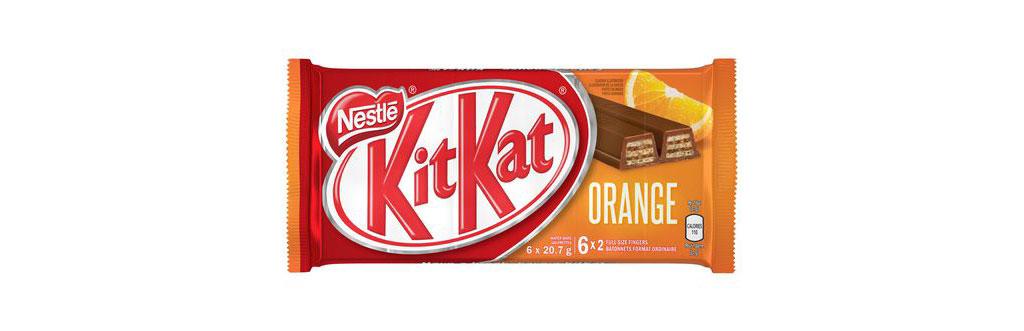 Kit Kat Laranja Estados Unidos
