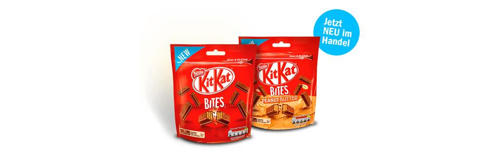 Kit Kat Manteiga de Amendoim Áustria