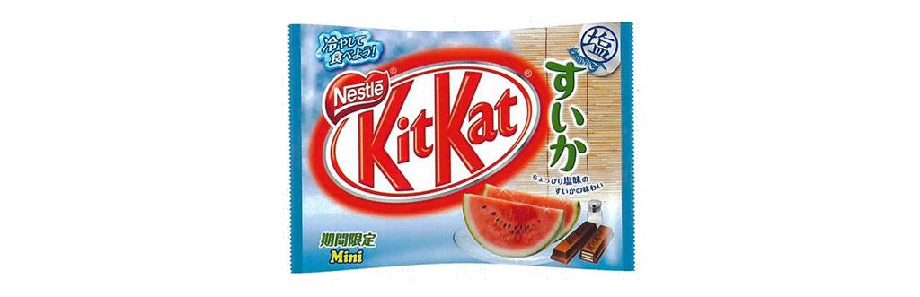 Kit Kat Melancia Japão