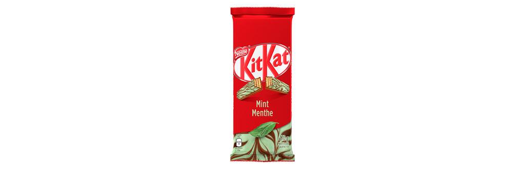 Kit Kat Menta Canadá