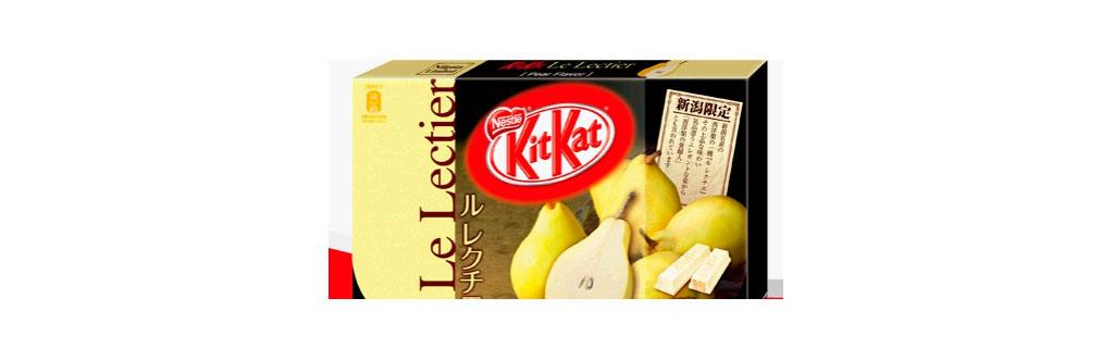 Kit Kat Pera Japão