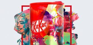 Latas KitKat