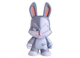 Colecionáveis Looney Tunes Bad Boys Bob's