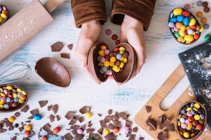 Materiais Necessários para Fazer Ovo de Páscoa