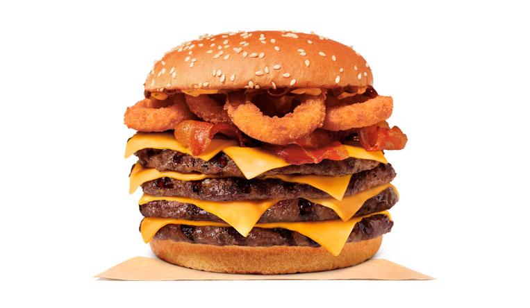 Mega Stacker Rodeio 4.0 Burger King