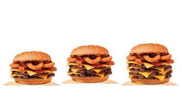 Mega Stacker Rodeio Burger King