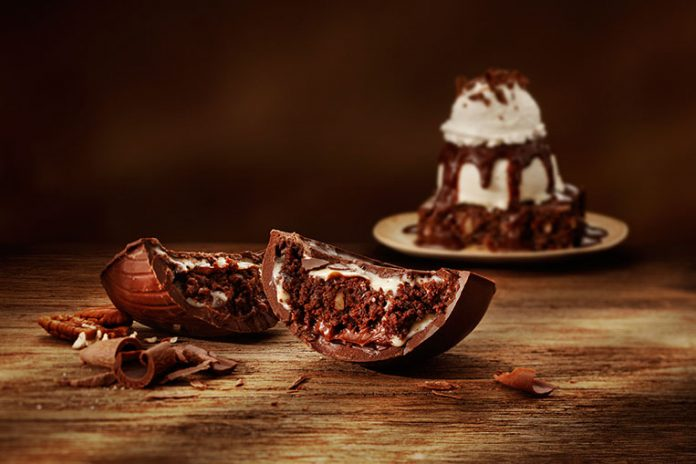 Ovo de Páscoa Choco Brownie From Down Under Outback