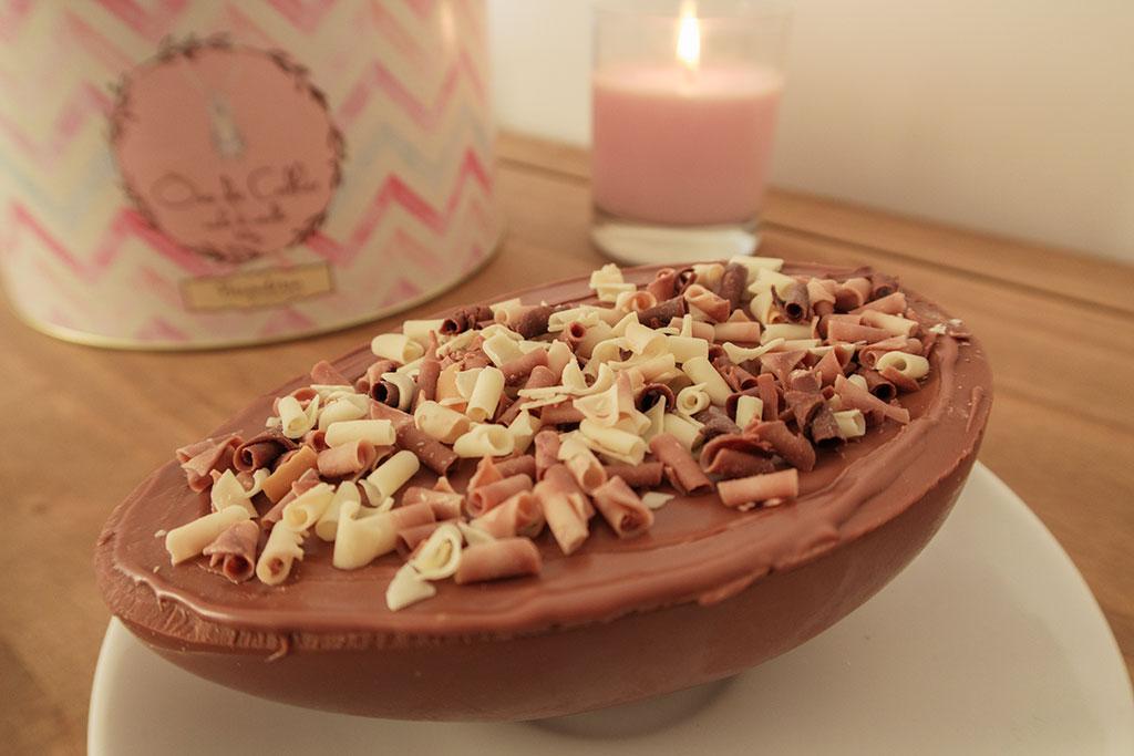 Ovo de Colher Ninho&Nutella - 300g Brigaderia