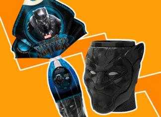 Ovo de Páscoa do Pantera Negra 01