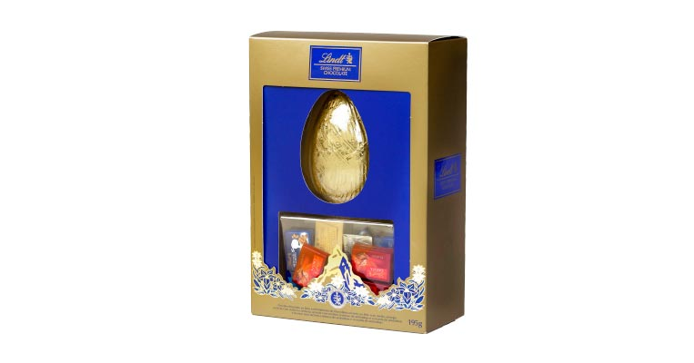Ovo Lindt Napolitains 195g
