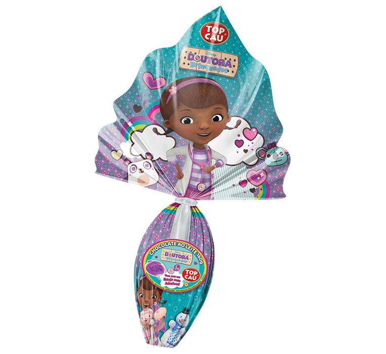Ovo Doutora Brinquedos - 160g Top Cau
