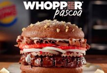Whopper Páscoa