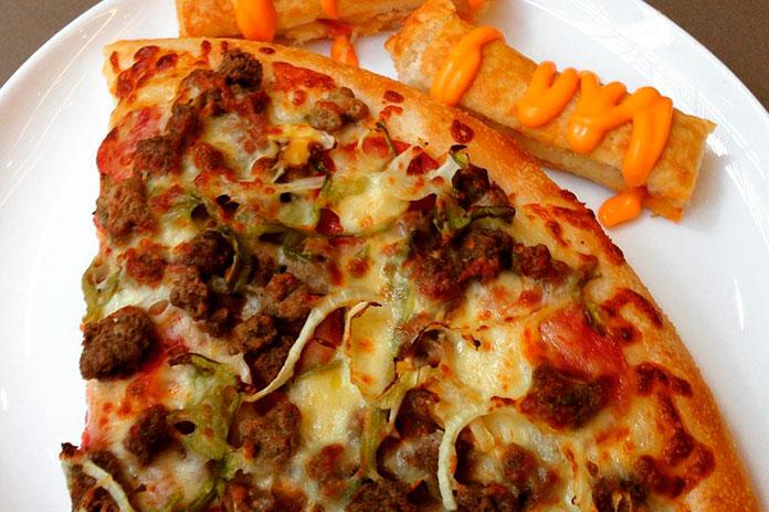 Acompanhamentos e Entradas do Pizza Hut