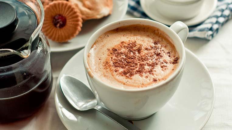 Cappuccino Dia das Mães