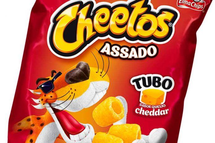 Cheetos Tubo