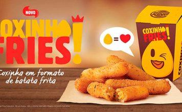 Coxinha Fries BK