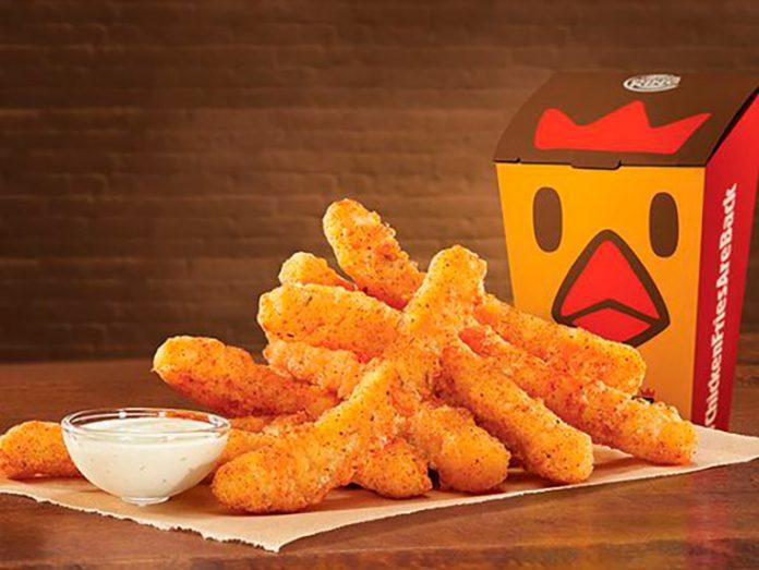 Coxinha Fries Burger King