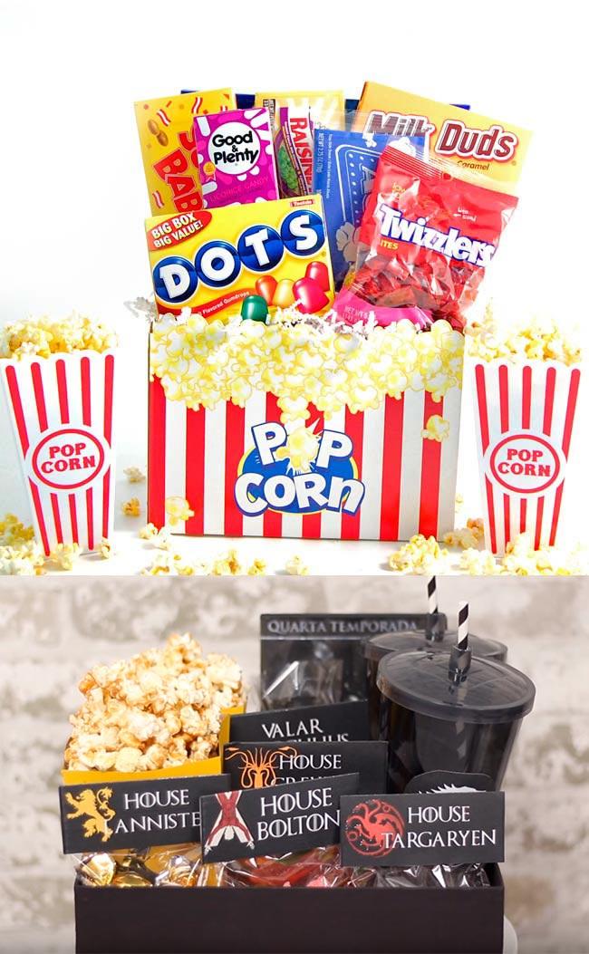 Festa na Caixa Cinema em Casa