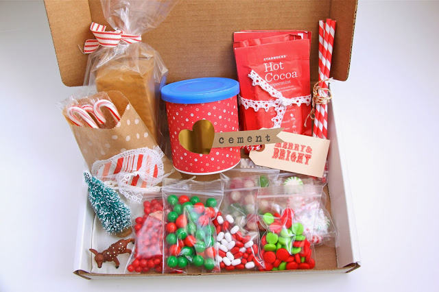 Festa na Caixa Natal