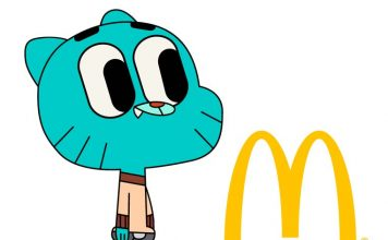 Gumball McDonald's