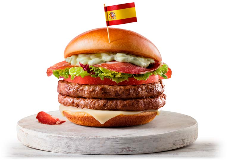 McEspanha McDonald's