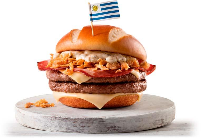 McUruguai McDonald's