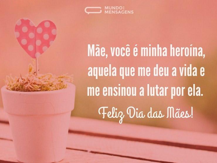 Mensagens Para O Dia Das Mães: Mensagem Dia Das Mães 2018: Frases, Poemas E Mais