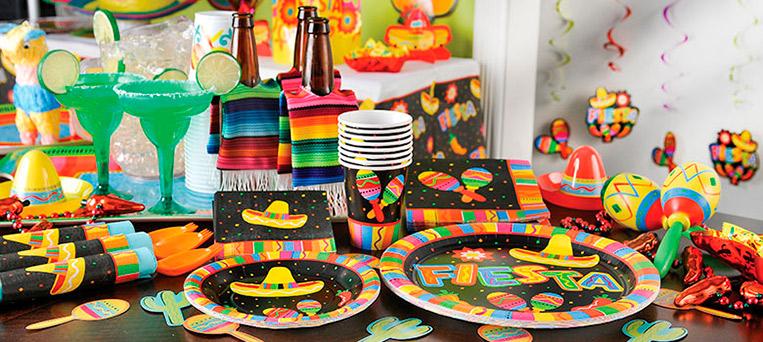 México - Tema Festa de 15 Anos para Menino