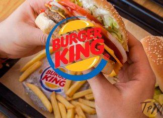 Promoções Burger King