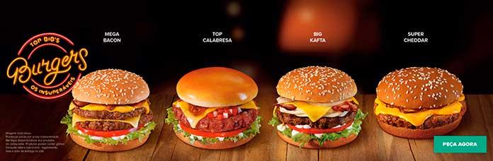Top Bib's Burgers Habib's