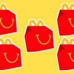 Brinquedos do McDonald's 2020