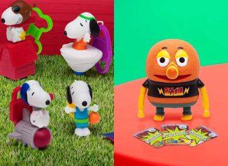 Brinquedos do McDonald's 2018