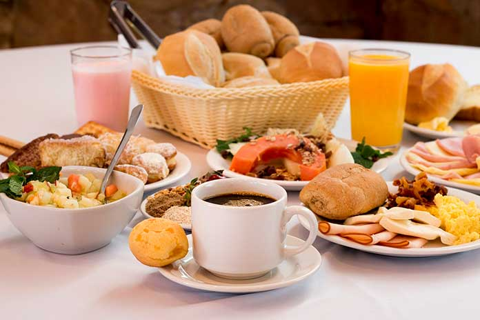 Café da Manhã Especial - Presente Dia dos Namorados 2018