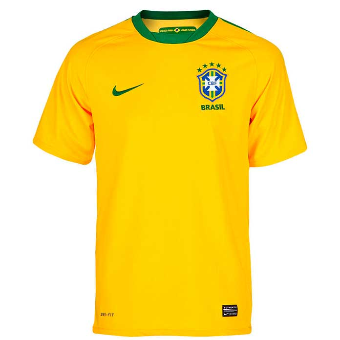 Camisa do Brasil Nike Copa do Mundo 2018