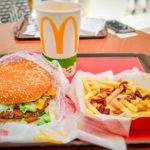 Cardápio McDonald's