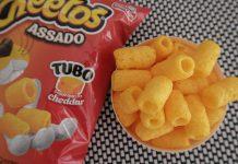 Cheetos Tubo Formato