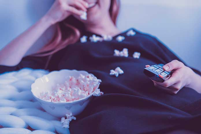 Cinema em Casa - Dia dos Namorados 2018