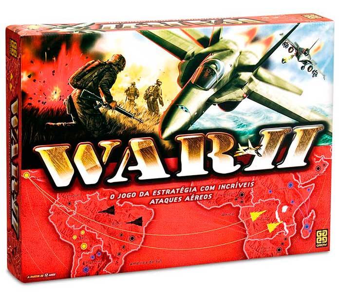 Jogo de Estratégia War II