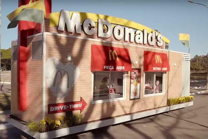 McDonald's Dia Drive 2018