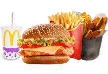 McDonald's Preço