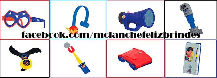 McLanche Feliz Maio 2018 Liga da Justiça