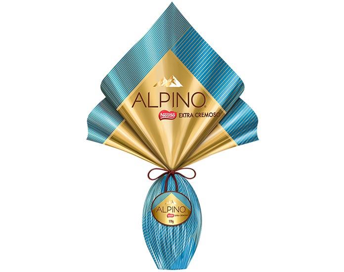 Ovo Alpino Extra Cremoso (170g)