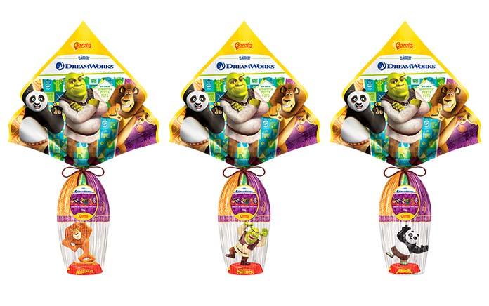 Ovo Clássicos DreamWorks (150g)