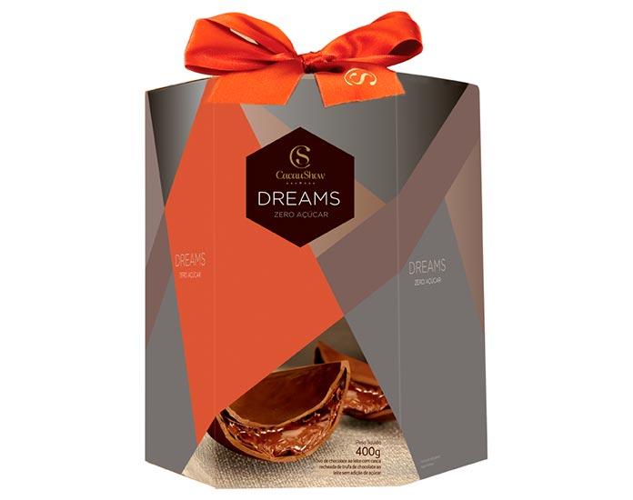 Ovo Dreams Zero Açúcar (400g)