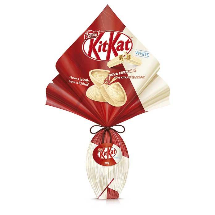Ovo KitKat White (227g)