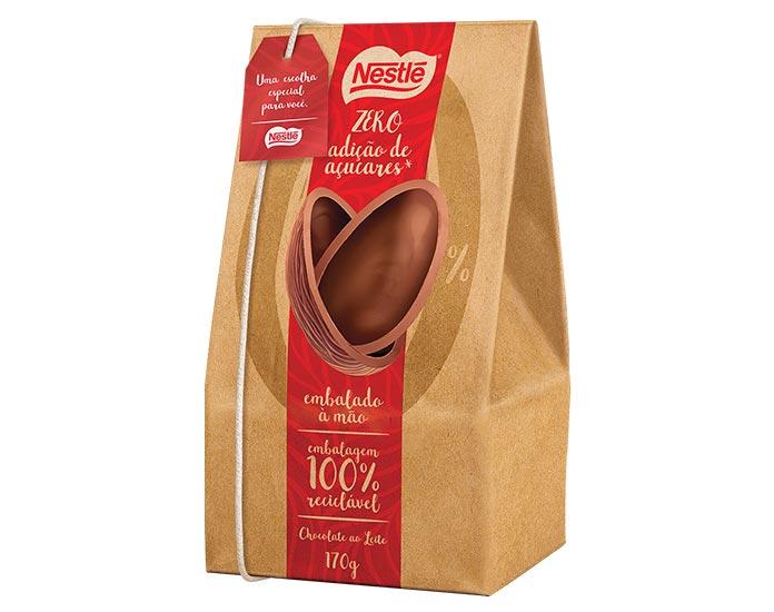Ovo Nestlé Zero Açúcares (170g)