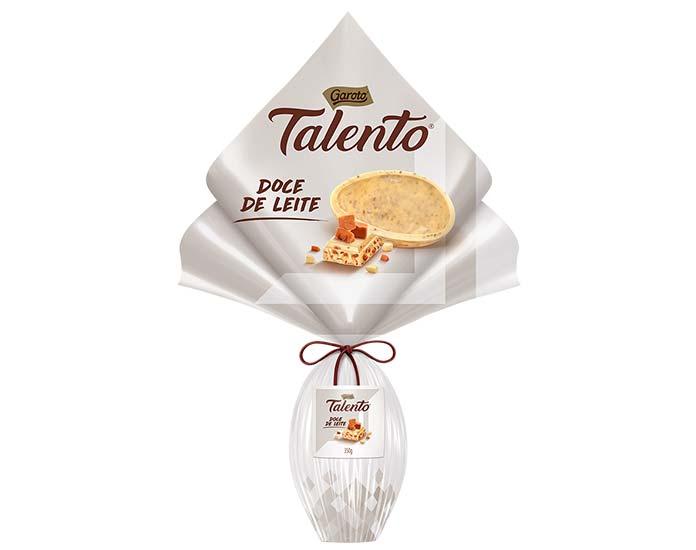 Ovo Talento Doce de Leite (350g)