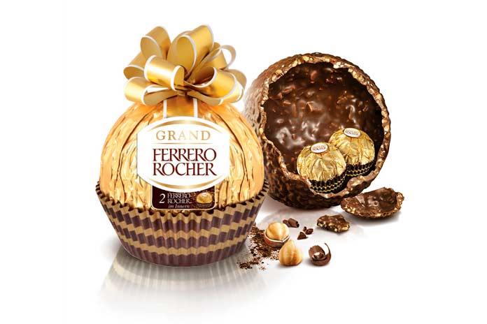 Ovos de Páscoa Ferrero 2019