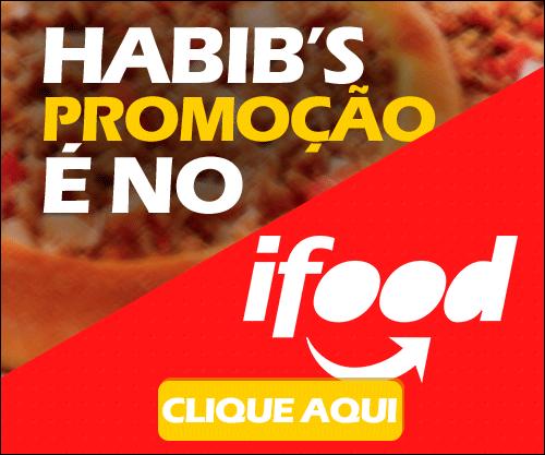 Habib's Promoção iFood